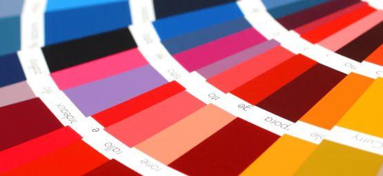 RAL colour cart